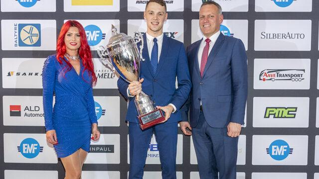 Aasta parimad motosportlased on Kevin Saar ja Anastassia Kovalenko