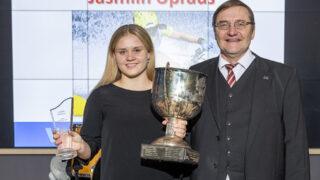 Veemootorispordi aasta sportlased on Jasmiin Üpraus ja Rasmus Haugasmägi