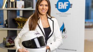 Anastassia Kovalenko valiti Rahvusvahelise Motoföderatsiooni komisjoni (VIDEO)
