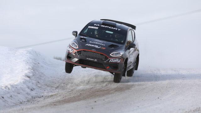 Ken Torn – Timo Taniel näitasid Soome meistrivõistlustel rallimaailmale Ford Fiesta Rally3 potentsiaali