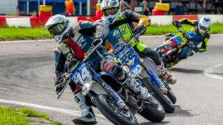 Alex Vetkin võitis Supermoto meistrivõistluste teise etapi