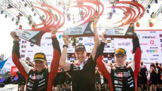 Kalle Rovanperä kirjutas WRC Rally Estonia võiduga ümber autoralli ajalooraamatud