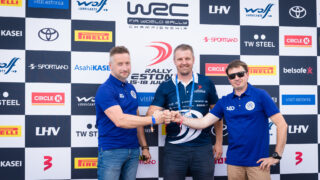 Eesti Autospordi Liit ja Rally Estonia korraldajad sõlmisid koostöölepingu