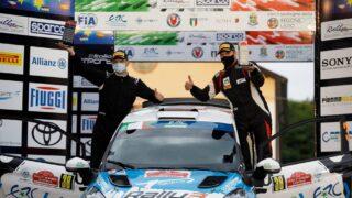 Ken Torn kogus Itaalias Fiesta Rally3 autoga väärt asfaldikilomeetreid ja suurendas ERC Junior üldarvestuse edu
